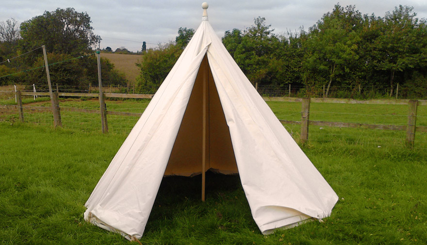 15th Century Bell Tent & Past Tents