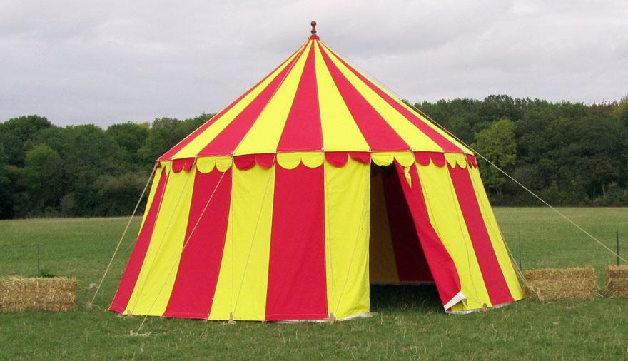 PrevNext. Pavilions ... & Past Tents