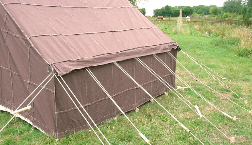 & Past Tents