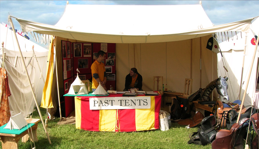 PrevNext & Past Tents