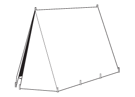 15th Century Soldier's Tent