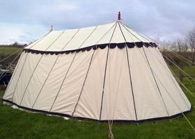 Burgundian Tent