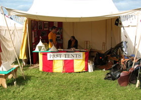 Traders Tent